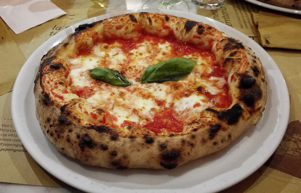 Pepe in Grani Franco Pepe Pizza Margherita